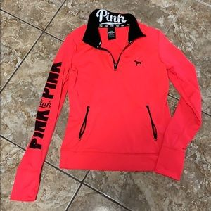 Pink Jogger Jacket